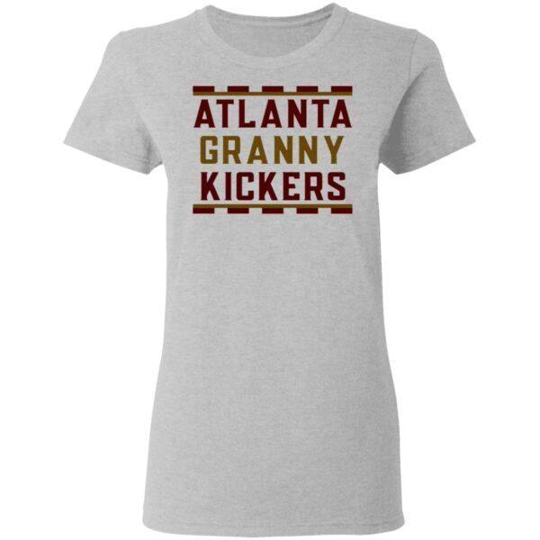 Atlanta Granny Kickers T-Shirt