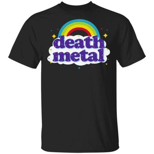 Death metal rainbow 2021 T-Shirt
