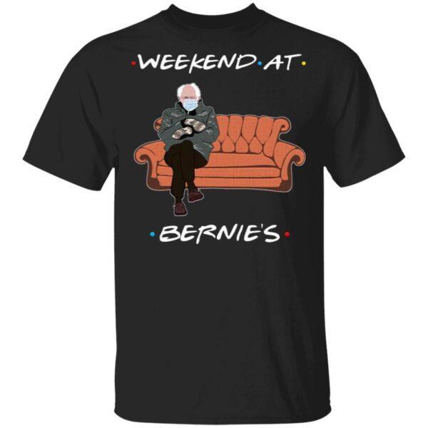 Friends Weekend At Bernies Sanders T-Shirt