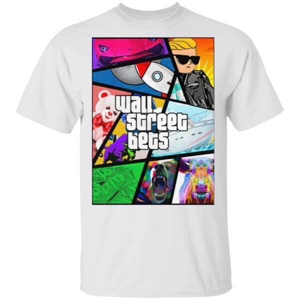 Wall bets T-Shirt