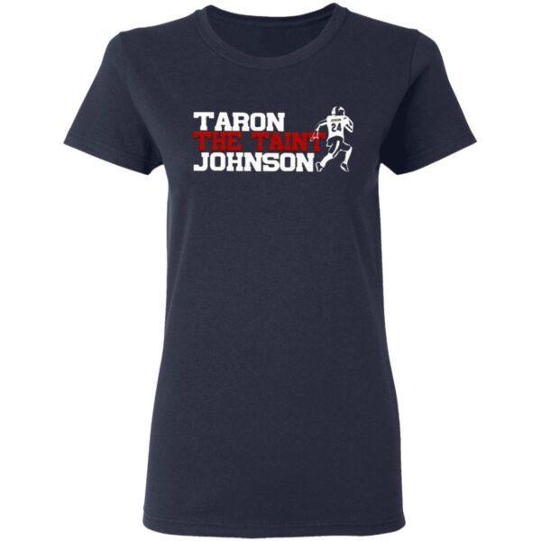 Taron The Tain't Johnson T-Shirt