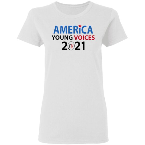 Young Voices 2021 T-Shirt