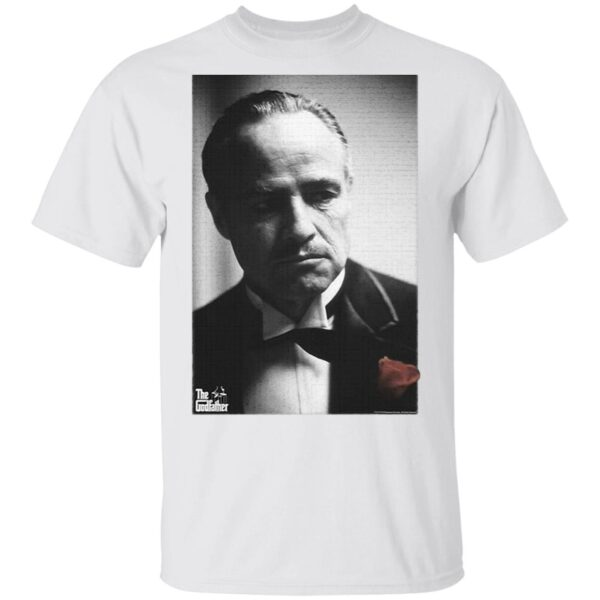 The Godfather Don Vito Corleone T-Shirt