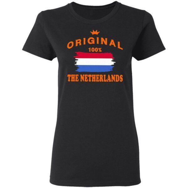 Original the netherlands american T-Shirt