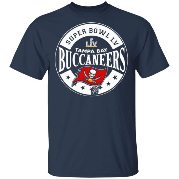 Super Bowl LV Tampa Bay Buccaneers T-Shirt