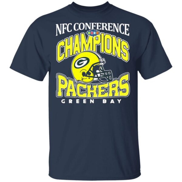NFC conference Champions Green Bay Packers T-Shirt