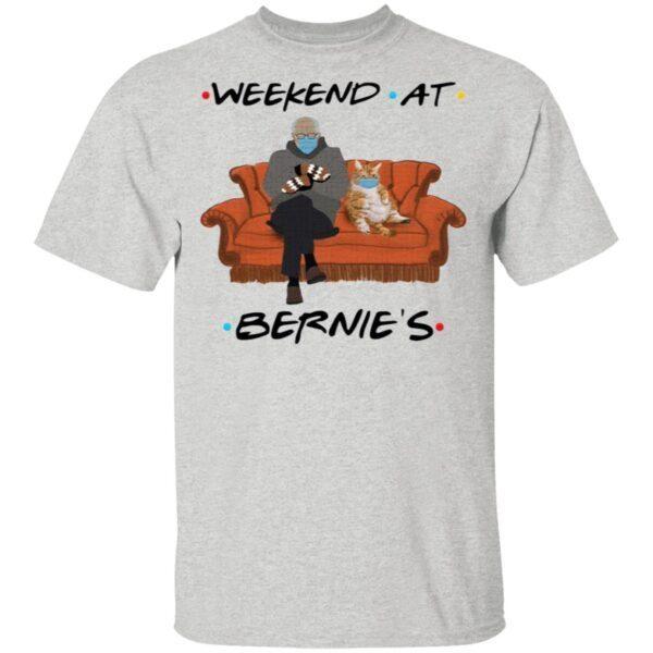 Bernie Sanders At Weekend T-Shirt