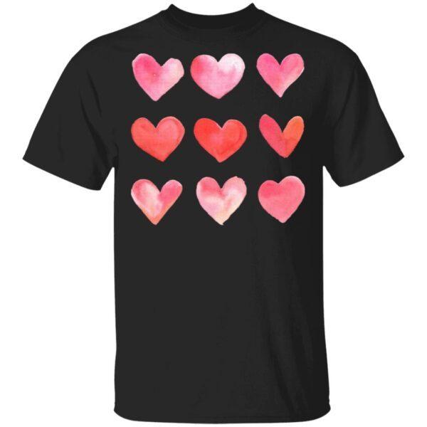 Valentine Day Heart T-Shirt