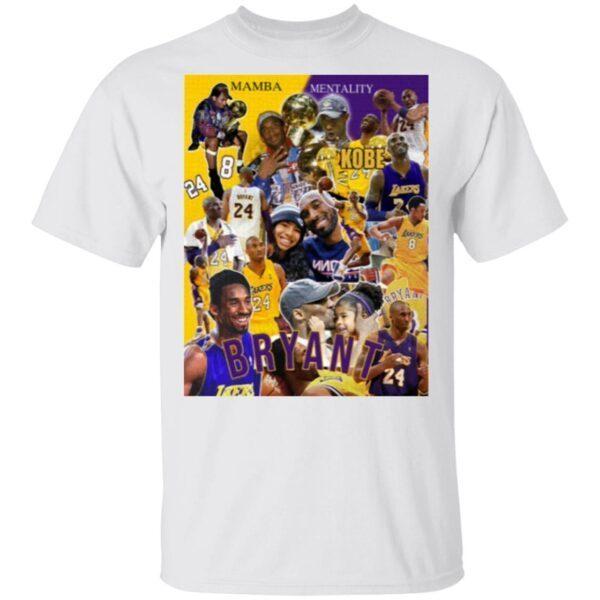 Matthew W. Thomas Raptors Kobe Bryant T-Shirt