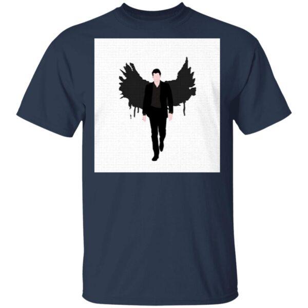 Lucifer Morningstar Chiffon T-Shirt