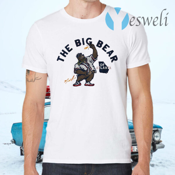 Big bear of atlanta T-Shirt