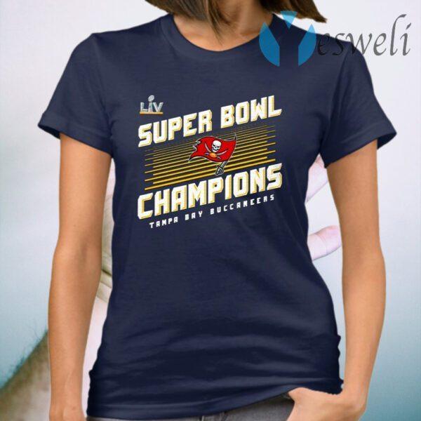 Kansas City Chiefs Tampa Bay Bus T-Shirt