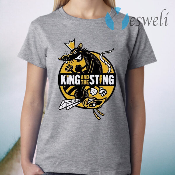 King and the sting T-Shirt