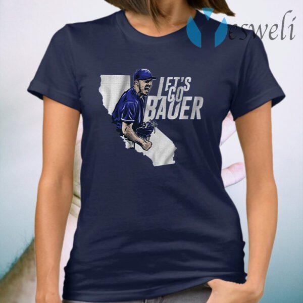 Lets go bauer T-Shirt