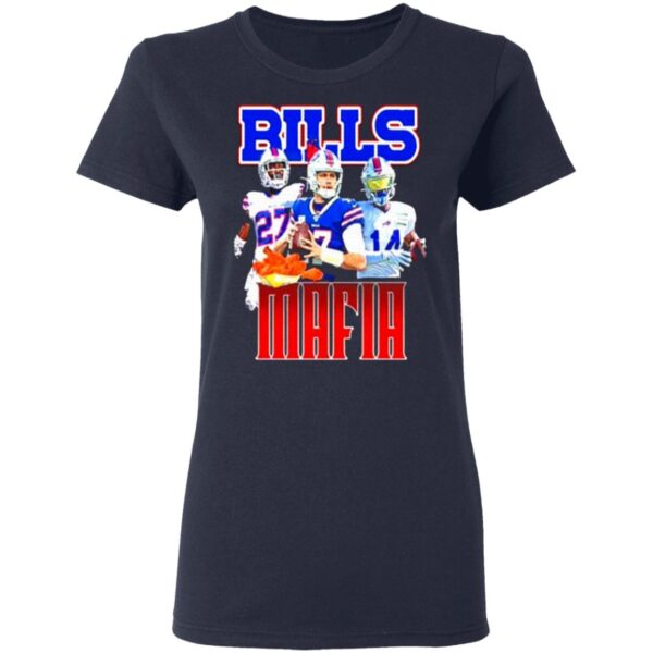 Digg Allen And Tredavious White Buffalo Bills Mafia 2021 T-Shirt