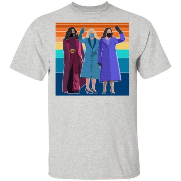 Powerful Women in Power Inauguration Day T-Shirt
