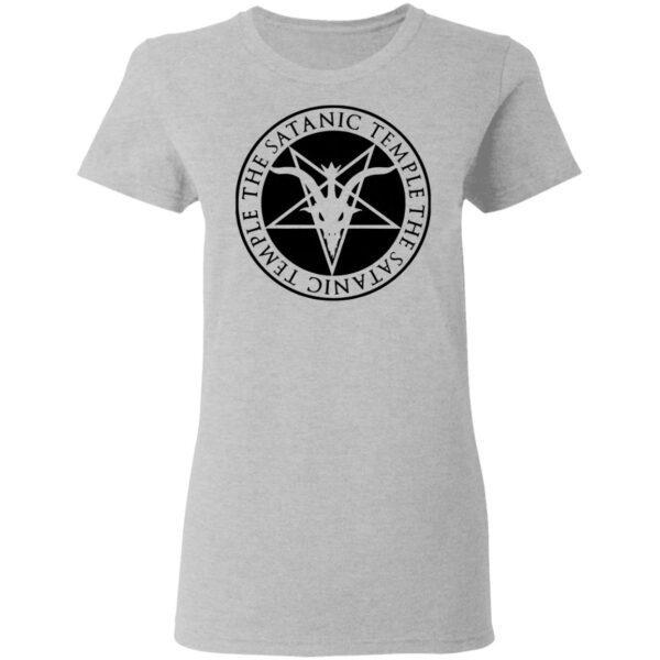 The Satanic Temple T-Shirt