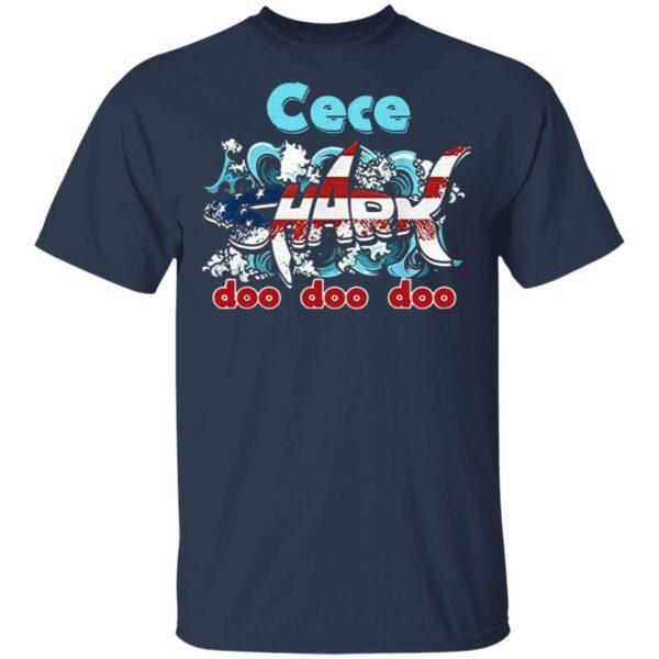 Cece Shark Doo Doo Doo T-Shirt