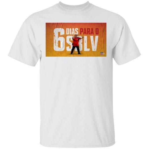Bruce Arians Dias Para O 6 SBLV Nfl 2021 T-Shirt