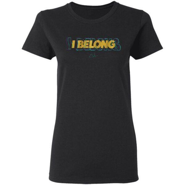 I belong T-Shirt