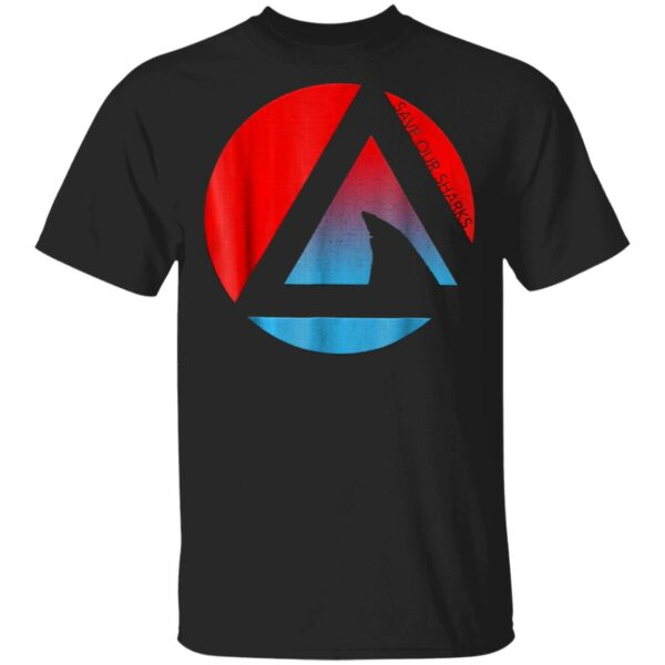 Anti Shark Finning Save Our T-Shirt