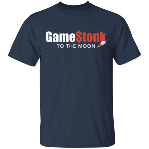 Gamestonk To The Moon T-Shirt