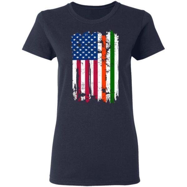Irish Ireland Flag American T-Shirt