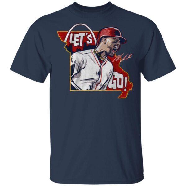 Lets go arenado T-Shirt