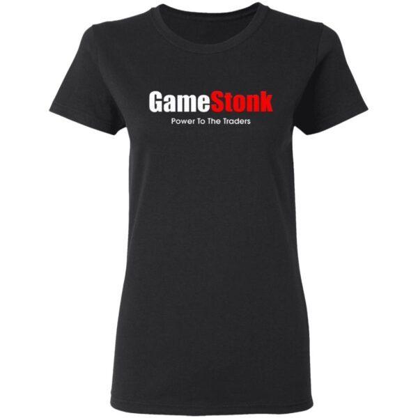 Wallstreetbets Gamestonk T-Shirt