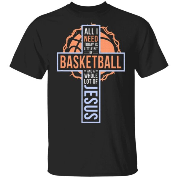 Basketball Jesus Church T-Shirt
