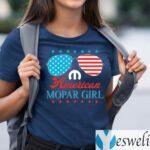 American Mopar Girl TeeShirt