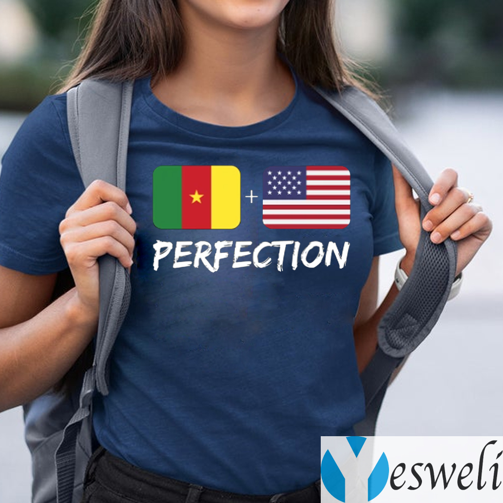 American Plus Cameroon Perfection Shirts