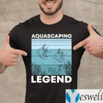 Aquascaping Legend Tee-Shirts