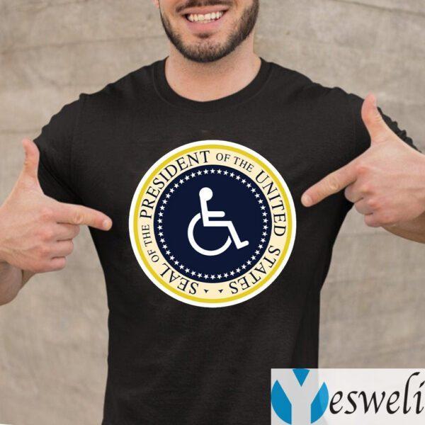 Biden Presidential Seal T-Shirt