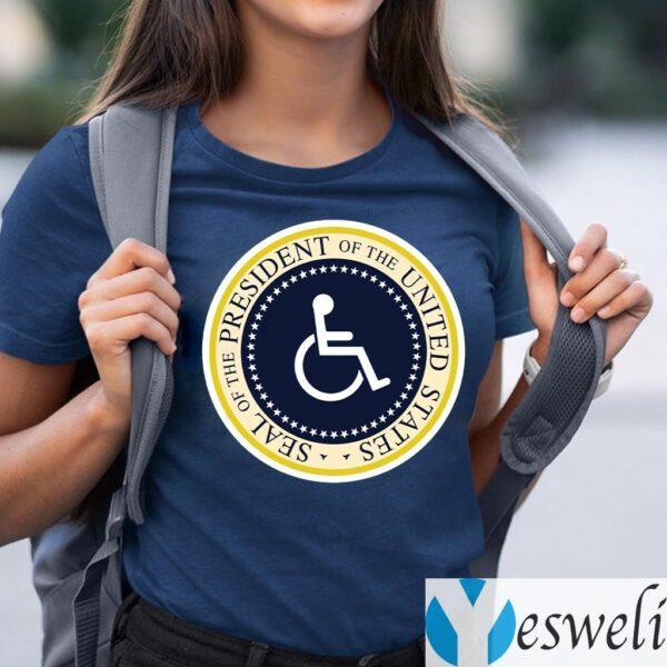 Biden Presidential Seal T-Shirts