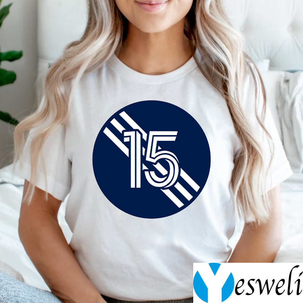 Brandon Bye Number 15 Jersey New England Revolution Inspired Shirt
