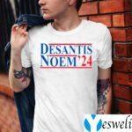 Desantis noem 24 teeshirts