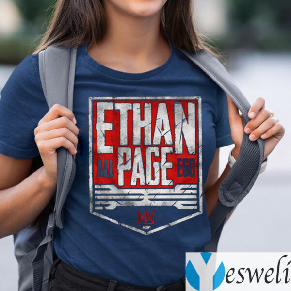 Ethan Page All Ego TeeShirt