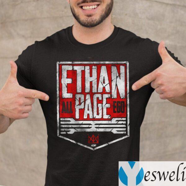 Ethan Page All Ego TeeShirts