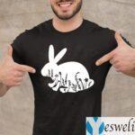 Floral Rabbit Shirt