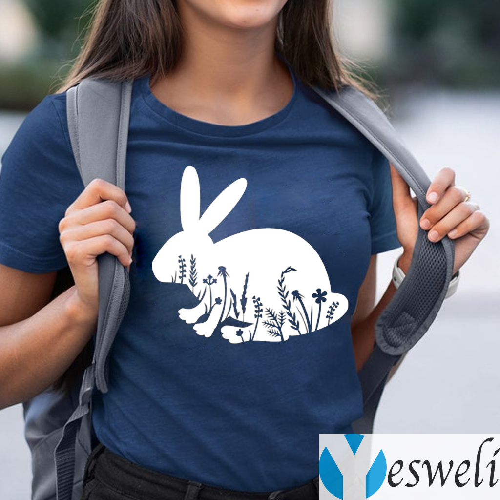 Floral Rabbit Shirts