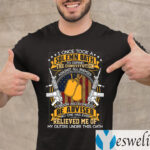 I Once Took A Solemn Oath No One Has Ever Relived Me Of My Duties Under This Oath TeeShirts