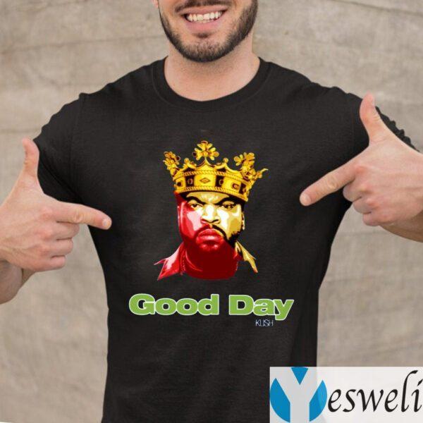 Ice Cube Good Day TeeShirts