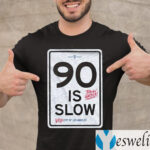 Los Angeles 90 Is Slow T Shirt