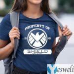 Property Of Est 1949 S.H.I.E.L.D Athletic Dept Shirt