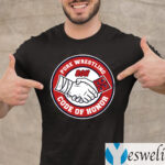 Pure Wrestling Code Of Honor Shirt