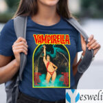 Retro Vampirella cover Shirt