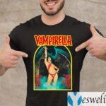 Retro Vampirella cover Shirts