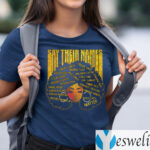 Say Their Names Afro Ladies T-Shirts