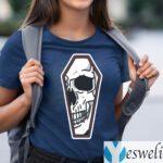 Skull Coffin Artwork T-Shirts